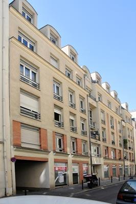 10,12 rue Neuve Popincourt - 75011
