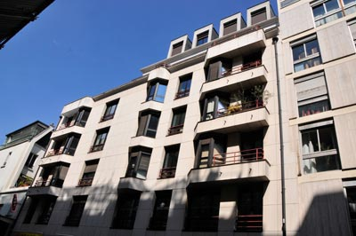 22 rue Alexandre Parodi - 75010