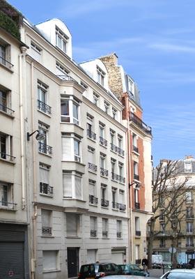 9 bis rue Cavendish - 75019