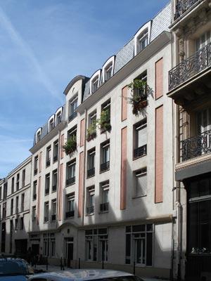 4 rue Froissart - 75003