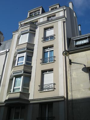 60 rue de Gergovie - 75014