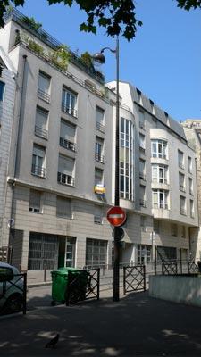 13, 15 rue des Reglises - 75020