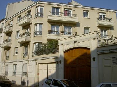 rue des Laitieres - 94 Vincennes
