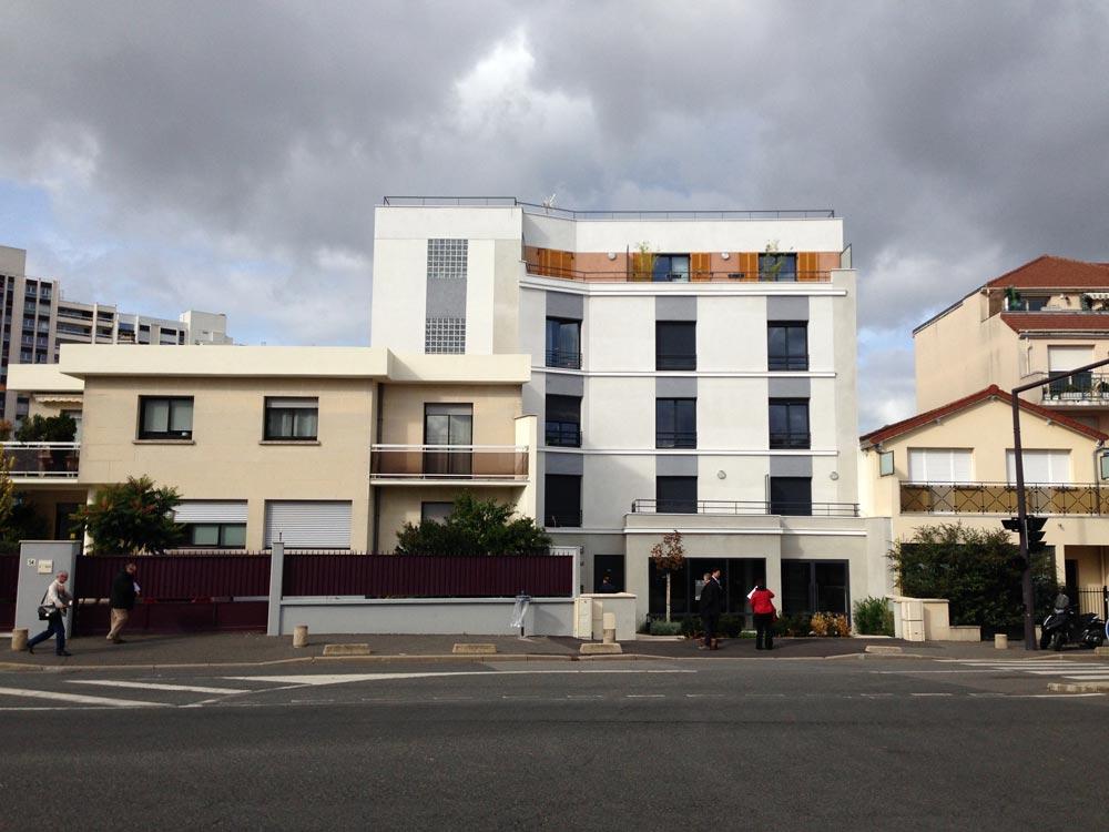 Issy les Moulineaux 92260 – rue de l'Égalité