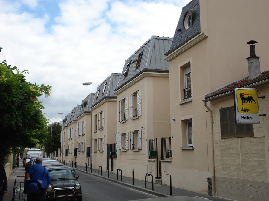4 À 12 Rue de Visien, Courbevoie 92400